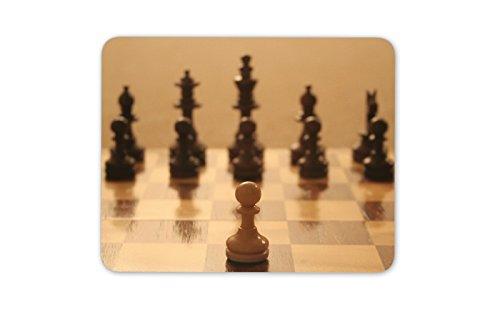 Brilliant Schachspiel Mauspad Pad - Pfand Brettspiele Dad Spaß-Geschenk-Computer # 8882