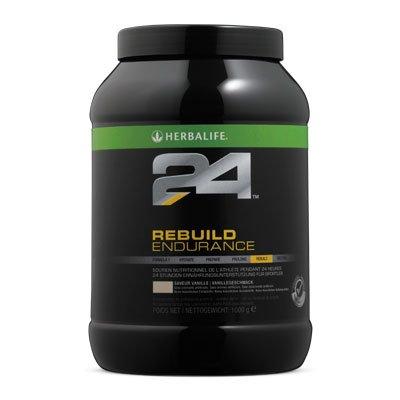 Herbalife Austria H24Rebuild Endurance, Carbón Depósito de proteína de tipos, vainilla sabor