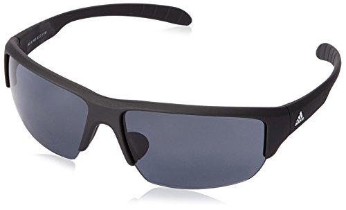 adidas Eyewear–Kumacross Halfrim–Black Matt