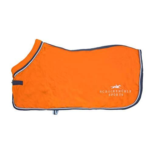 Schockemöhle Abschwitzdecke Sports Premium orange Größe/Farbe 145cm / orange