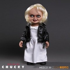 Chucky Amazon Kostüm (Chucky 78015 15 Zoll Tiffany Talking Braut)