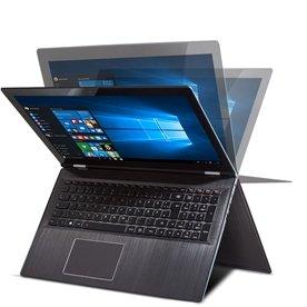 "TERRA MOBILE 360-15, 15,6"" FHD Multi-Touch, Core i5-6200U, 8GB RAM, 240GB SSD, GF 940M, Win10 Pro"