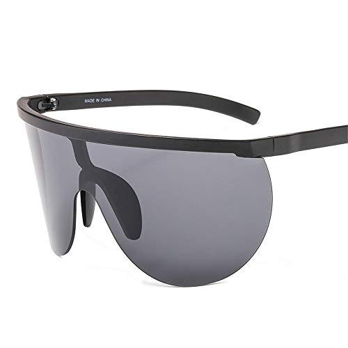 ANSKT Sonnenbrillen Mode große Kiste verbunden Anti-Peeping EIN Unisex @ 1