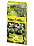 Floragard Kräuter- und Aussaaterde 5 Liter