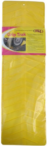W4 Tyre Grip Traks – Yellow