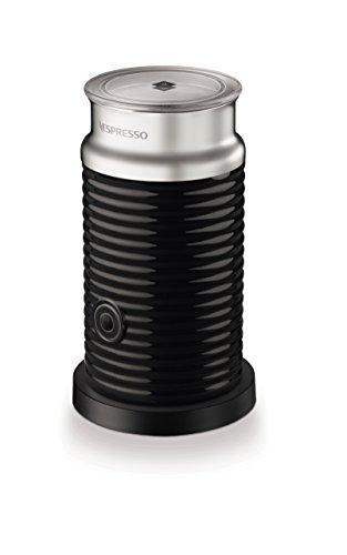 Nespresso 3694-US-BK Aeroccino3 Milchaufschäumer, Einheitsgröße, Schwarz