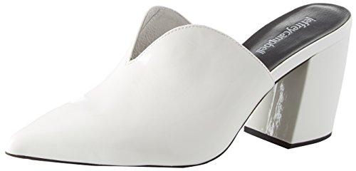 Jeffrey Campbell 8-Complete, Sandali Punta Chiusa Donna, Bianco (Patent White 001), 36 EU
