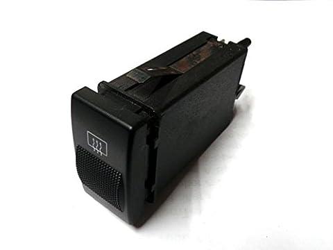 Audi A8 4D (96-98) Rear Screen Heater Switch Rear window