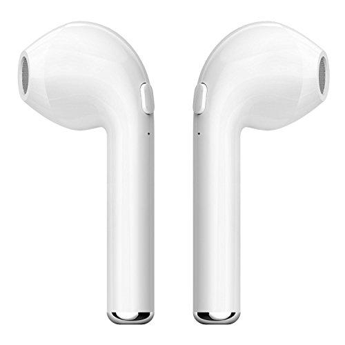 Bluetooth auriculares con micrófono para iOS y Android
