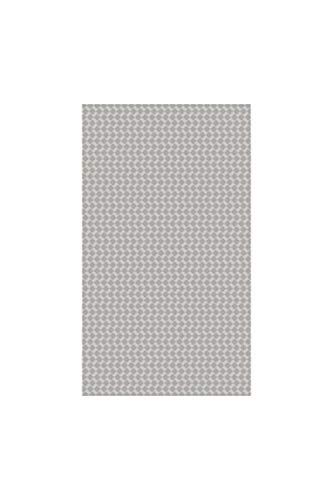 INNOV'AXE Tapis extérieur 120 x 180 cm Taupe en polypropylène recyclé Roma