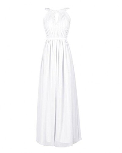 Leader of the Beauty - Robe - Femme Blanc