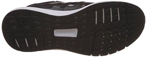 adidas Duramo 8 K, Chaussures de Tennis Mixte Enfant Marron (Negbas/ftwbla/amasol)