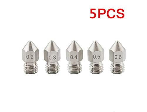 1//1 8 mm Reducci/ón 3 tama/ño : 20T5 60T5 280mm 3 Ancho de Correa 6 mm for Accesorios de Impresora 3D Shi-y-m-3d Polea de Correa Dentada 60 Dientes 20 Dientes 5 mm