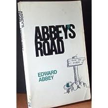 Abbey's Road by Edward Abbey (1979-06-25)