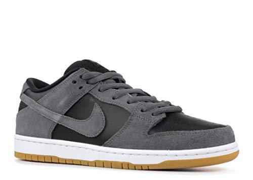 official photos 7834e 9d4e2 Nike SB Dunk Low TRD, Zapatillas para Hombre, Dark Grey Black White