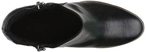 Marco Tozzi 25405, Bottes Classiques Femme Noir (BLACK ANT.COMB 096)