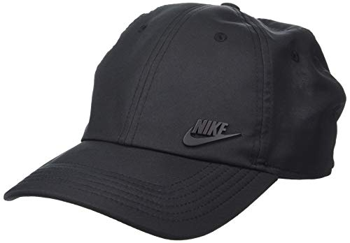 Imagen de nike u nsw arobill h86 cap mt ft tf hat, unisex adulto, black, misc