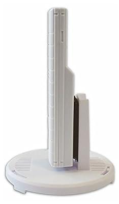 TFA Dostmann Schutzhülle für Sender Artikel, weiß, 10.2 x 9.5 x 17.5 cm von TFA Dostmann - Du und dein Garten