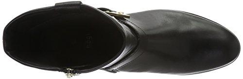 Högl 2- 10 0680, Bottines à doublure froide femme Noir - Schwarz (0100)
