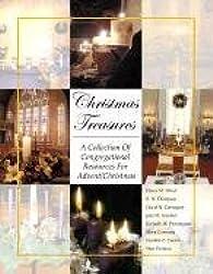 Christmas Treasures by Elaine M. Ward (2003-07-01)