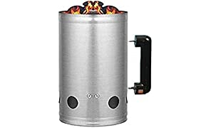 SAPRETAILER BBQ Charcoal Chimney Starter