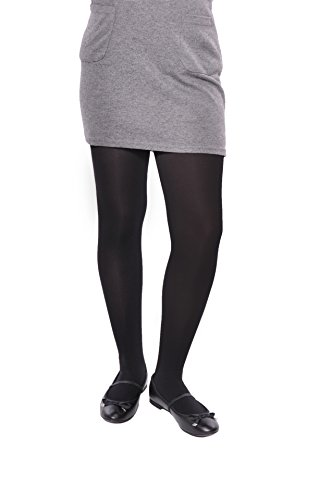 17422ce9b9ea9 Semi Opaque 40 Denier Girl School Tights Rebecca by Lady Kama