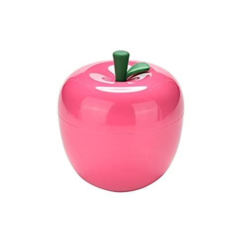 chiccharming 1 Set Apple Box Fruit Stand Container Kid Cake