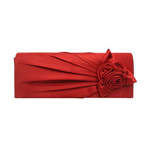 9671455ca Luckycat Mujeres Bolsa De Noche Elegante Embrague Bolso De Hombro Brillo  fiesta para mujer con brillantes