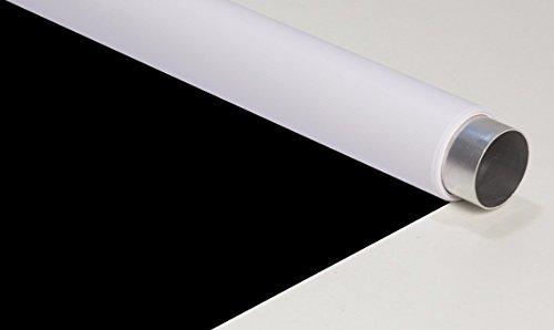 Vinyl-Hintergrund,Wendbar, Vinyl, Hellblau/Weiß 250CMX500CM