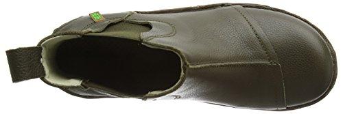 Grün Grain Naturalista N158 kaki Damen Soft Chelsea El N22 Yggdrasil Boots Kaki UIwqzxIfd