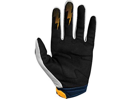 Fox Handschuhe Dirtpaw, Hell Grau, Größe XXL