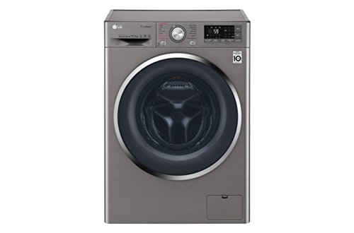 LG 10.5 KG INVERTER DIRECT DRIVE FRONT LOAD WASHING MACHINE F4J8JSP2S