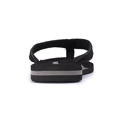 Flip-Flops Herren Sport Isotoner Noir