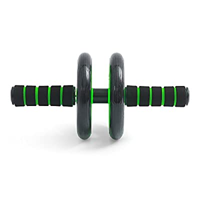 """Premium Bauchtrainer """"Ab Roller"""" von Sportastisch :: Doppel-Rollen für stabile und sichere Benutzung :: Knieauflage garantiert maximalen Komfort :: schnell aufgebaut & montiert, kein Schrauben notwendig :: Bauchroller perfekt für Bauchtraining zu Hause"""