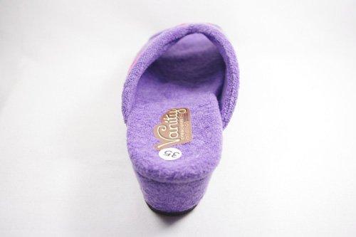 VANITY, Pantofole donna Violetto