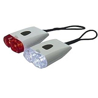 Led-Beleuchtungsset, Vorder- und rückwärts, wiederaufladbar, Usb-Anschluss
