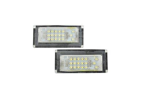 JOM 82791Lizenz Platte LEDs, 2Stück, Mini R5002–06, R52(Cabrio) 04–06, R53(Coopers) (01–06), Set von 2 (Cooper Beleuchtung)