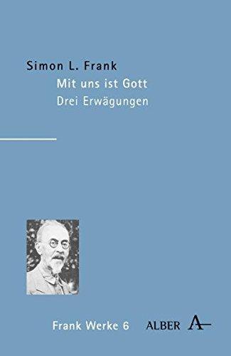 Werke, 8 Bde., Bd.4, Gott mit uns
