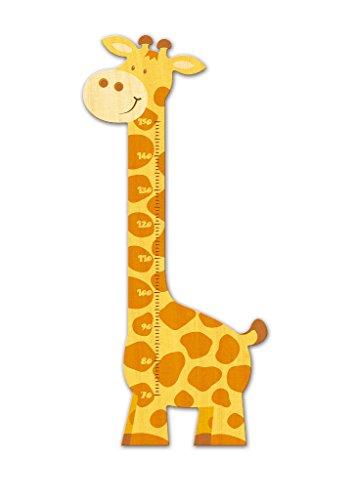 Weizenkorn Messlatte Giraffe, bedruckt