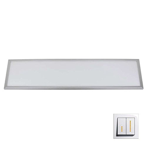 Ledbox Panel LED 72W Epistar, 30x120cm, Blanco frío