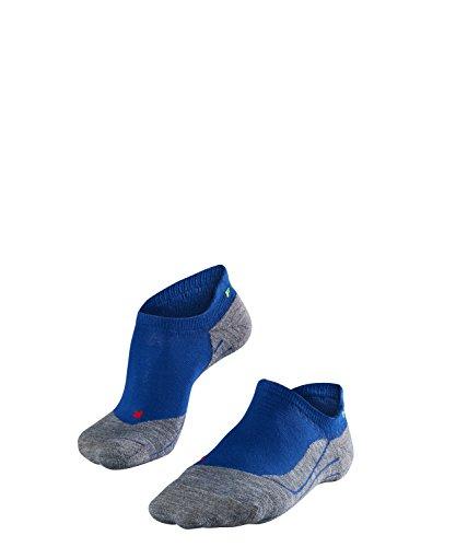 Falke Herren RU4 Invisible Socken, blau (athletic blue), 44-45