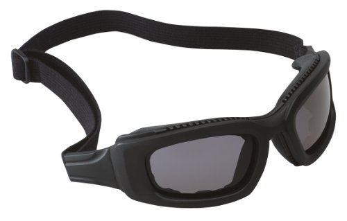 3M 40687 Mabyim Air Seal Safety Goggle, Black with Gray Lens by 3M -