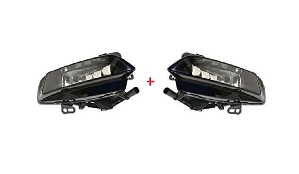 Nebelscheinwerfer H8 Vorne Rechts für Audi A3 S-LINE 12 Original Hella