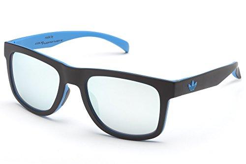 Herren Sonnenbrille adidas Originals AOR000 Black/Sky Led (Dna-sonnenbrille)
