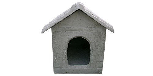 Artistica Granillo - Cucha de cemento - Medidas 80 x 90x 65cm