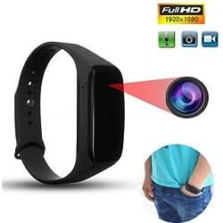 SLB Works Brand New Full HD 1080P DVR Hidden Camera Smart Watch Mini DV Video Recorder Camcorder
