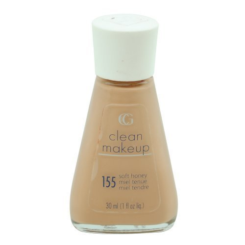 Cover Girl Soft Honey (Cover Girl Clean Makeup #155 Soft Honey by COVERGIRL)