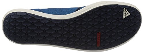 adidas Damen Boat Slip-On Sleek Turnschuhe Azul / Blanco (Azuimp / Maruni / Blatiz)