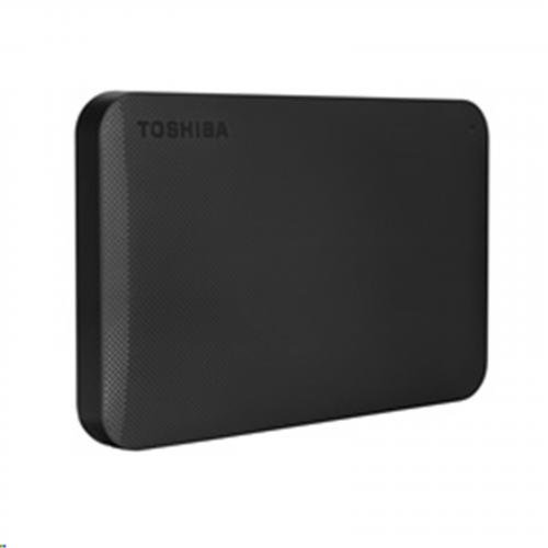 Toshiba HDTP210AK3AA Canvio 1TB Portable External Hard Drive (Black)