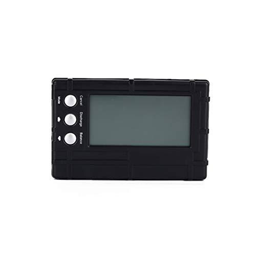 Sylvialuca 3 in 1 LCD Entlader Balancer Meter Tester für 2-6S Lipo Li Fe Batterie Digital Battery Capacity Checker Controller Tester